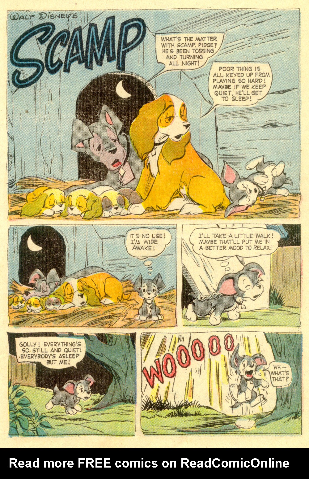 Walt Disney's Comics and Stories issue 223 - Page 13