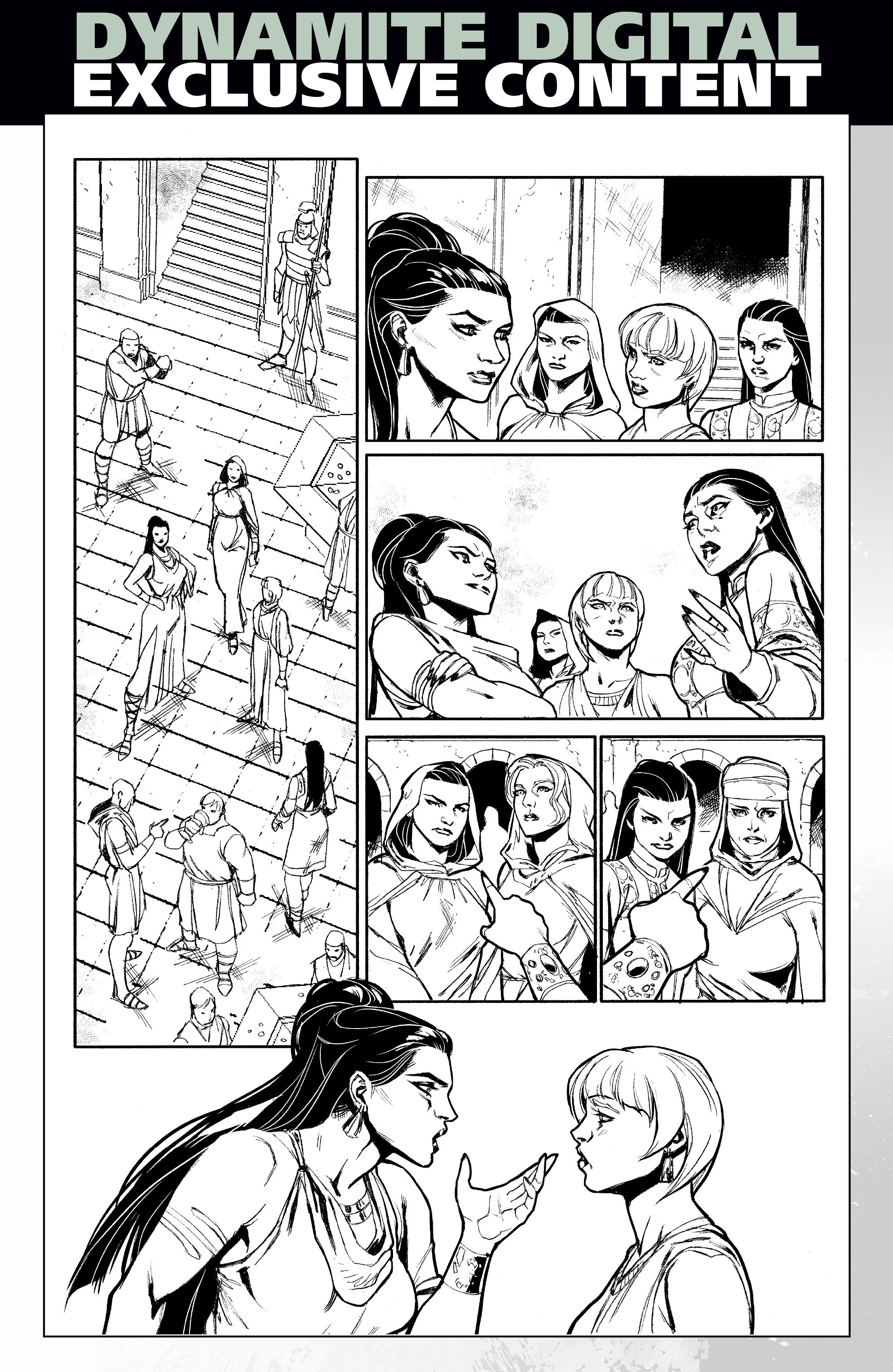 Read online Xena: Warrior Princess (2016) comic -  Issue #3 - 23