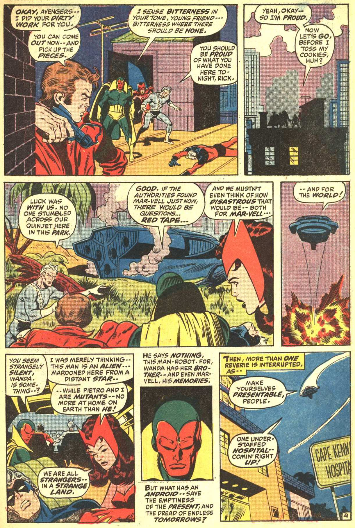 The Avengers (1963) 89 Page 4
