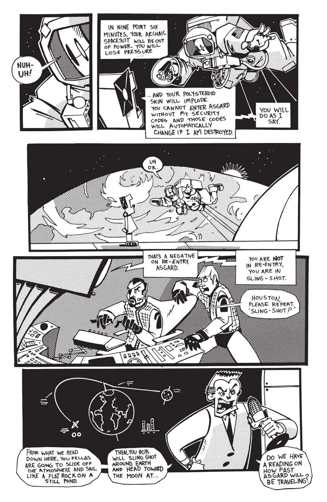 Read online Scud: The Disposable Assassin: The Whole Shebang comic -  Issue # TPB (Part 2) - 73
