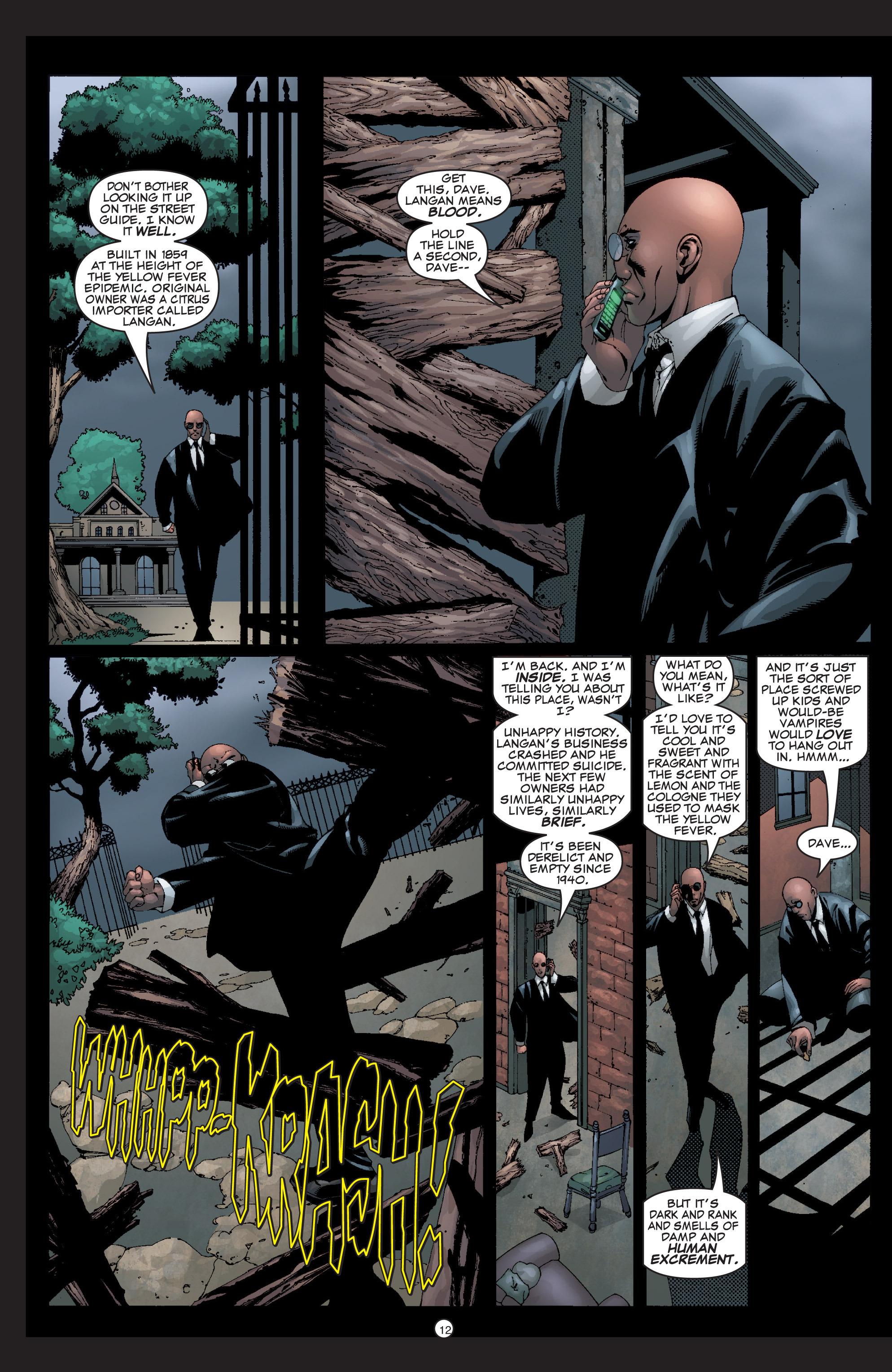 Read online Shadowman (1999) comic -  Issue #5 - 14