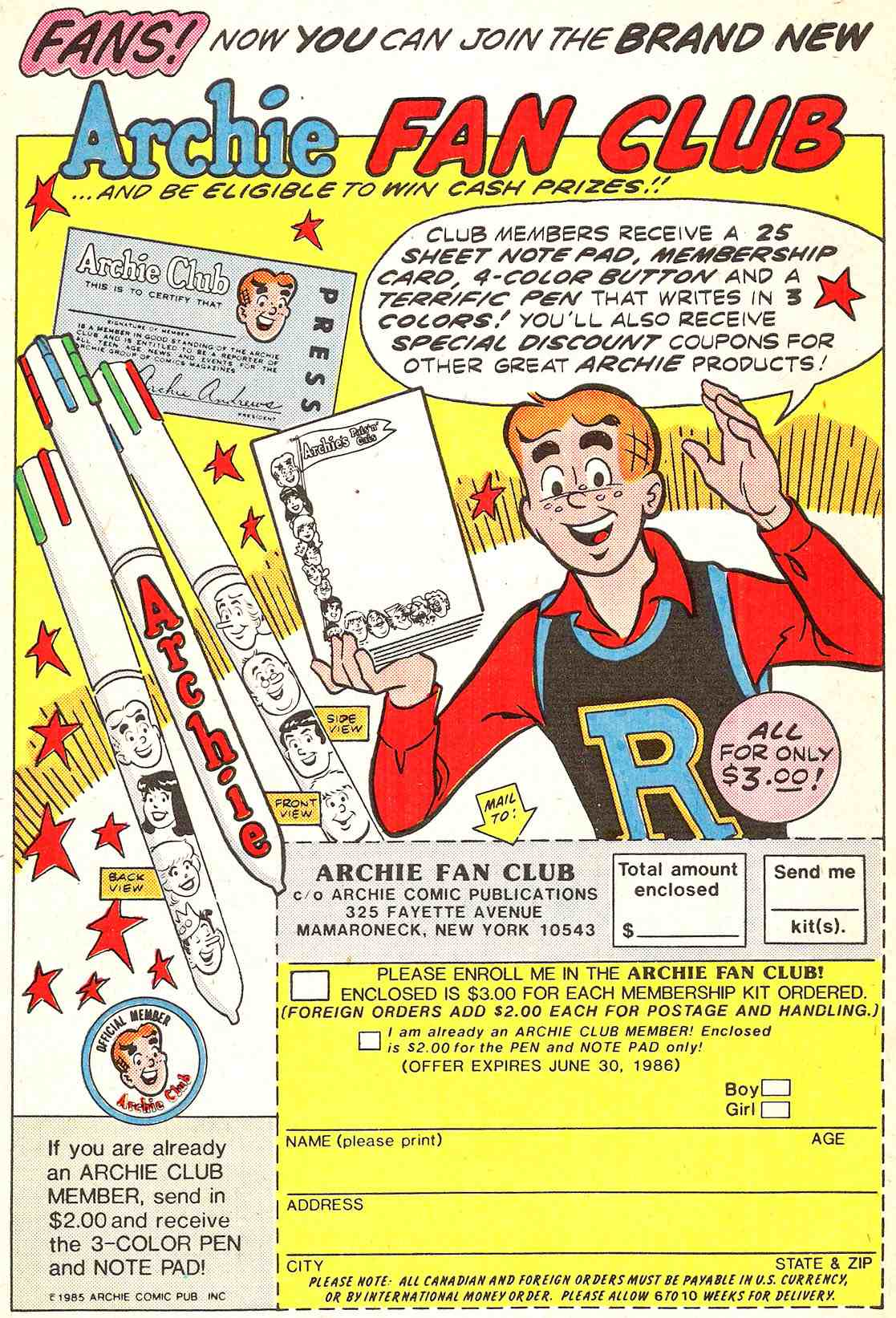 Read online Archie's Girls Betty and Veronica comic -  Issue #341 - 28