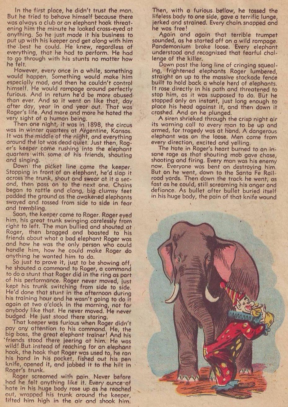 Read online Animal Comics comic -  Issue #28 - 35