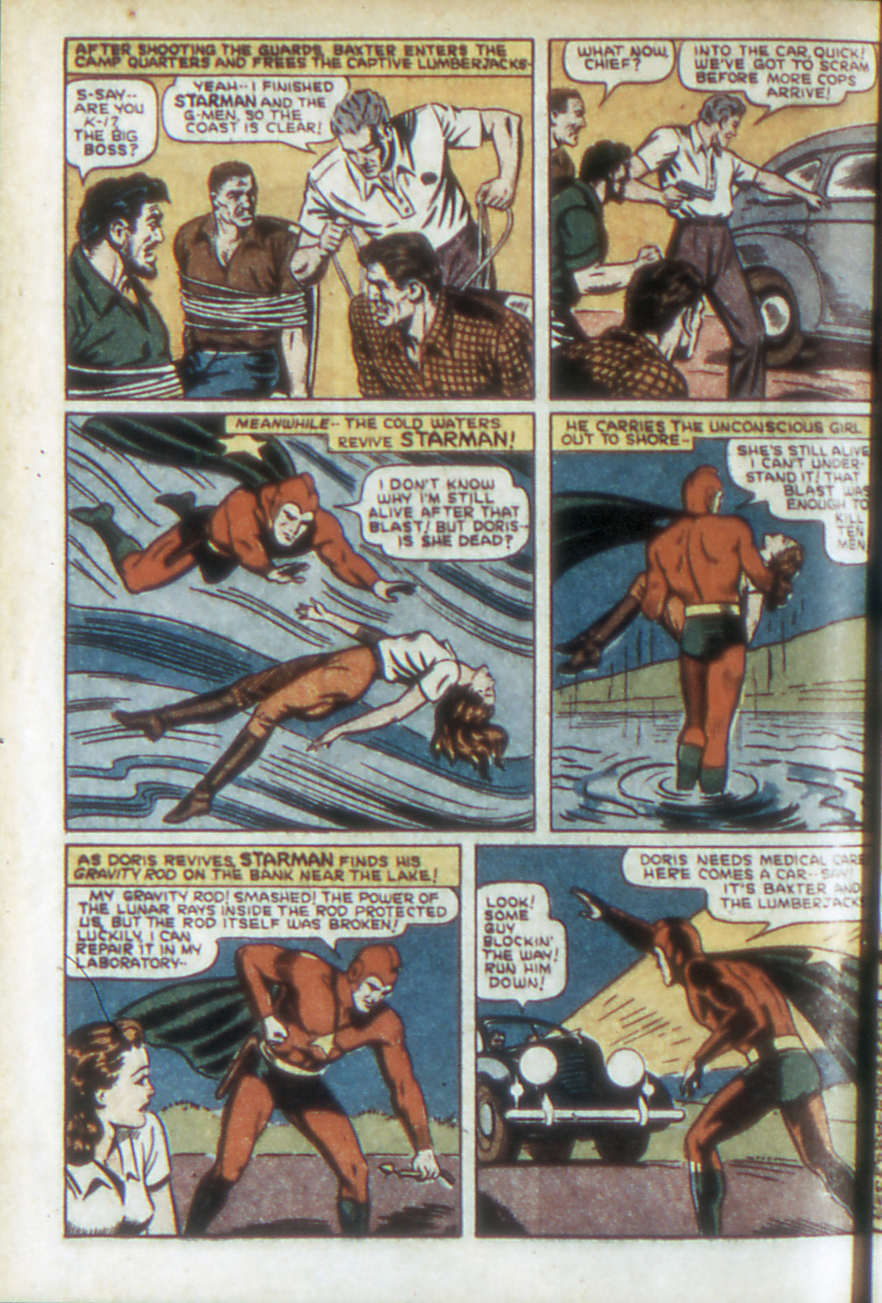 Read online Adventure Comics (1938) comic -  Issue #68 - 15