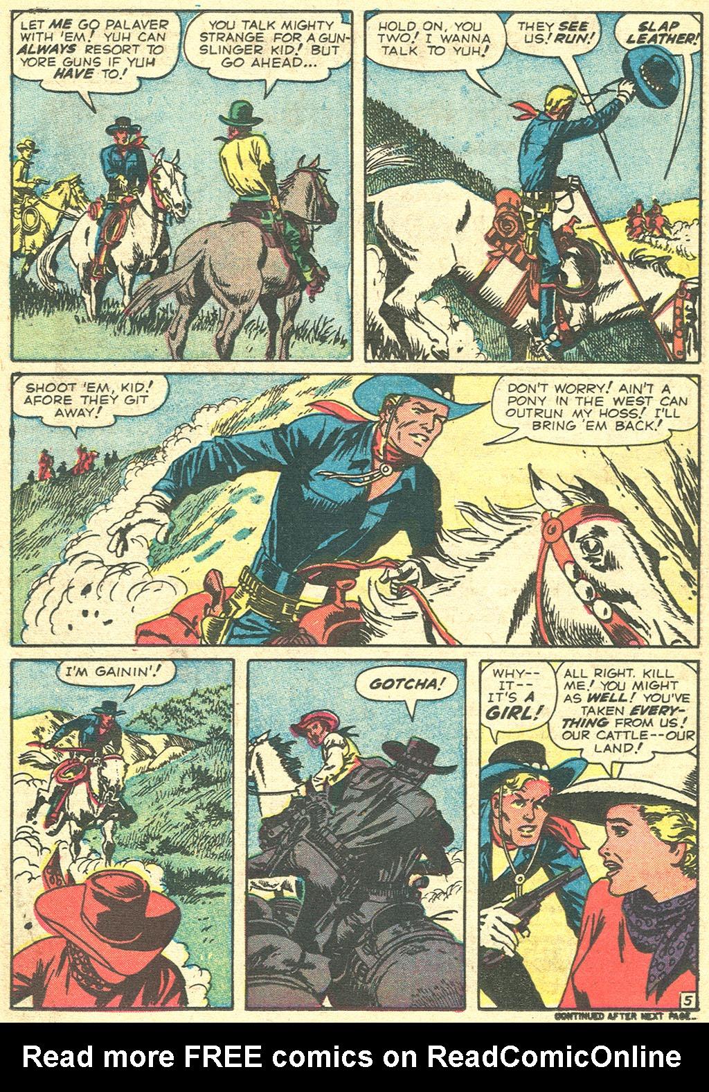 Read online Two-Gun Kid comic -  Issue #51 - 14