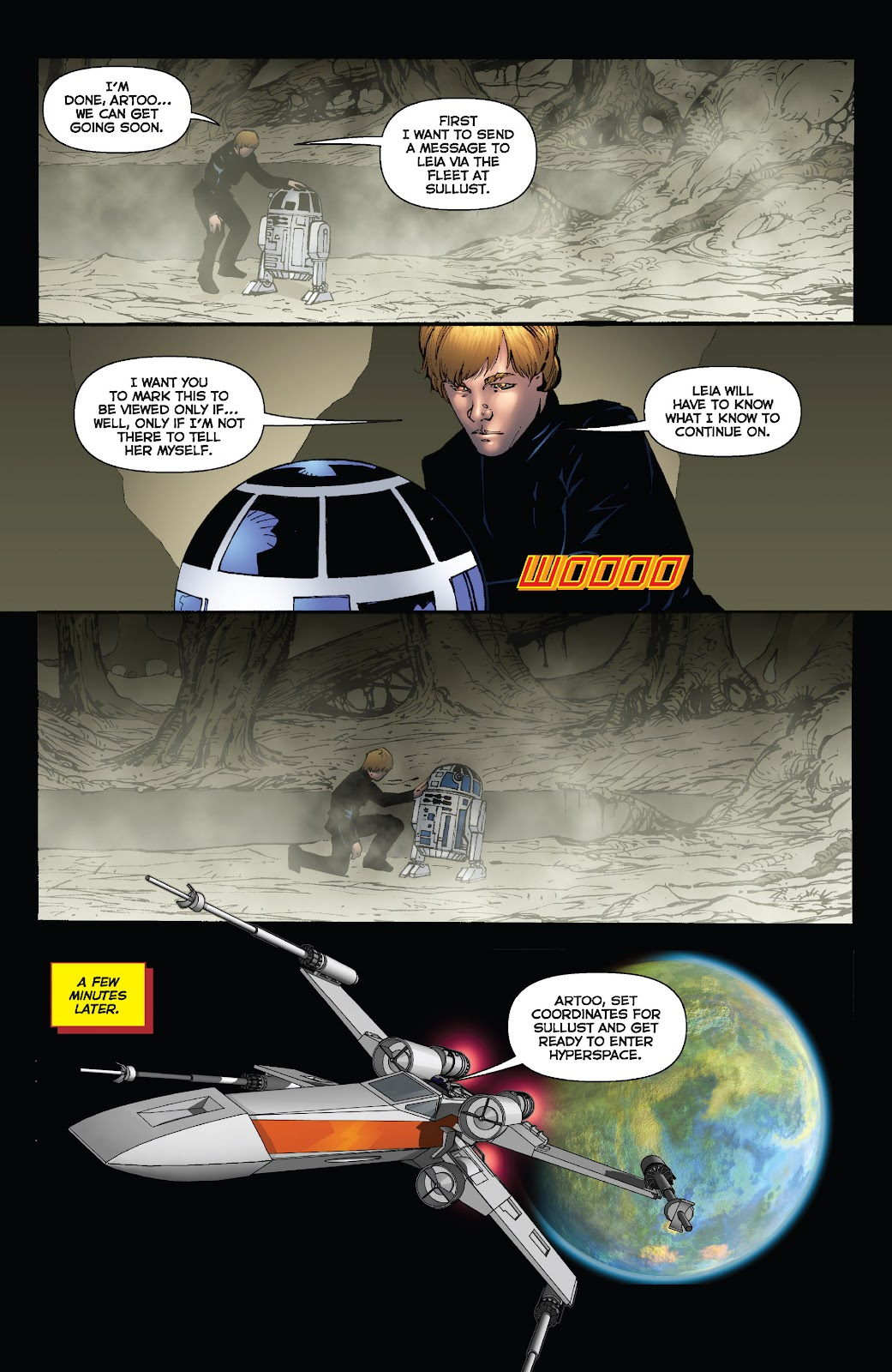 Read online Star Wars Legends: Infinities - Epic Collection comic -  Issue # TPB (Part 3) - 30