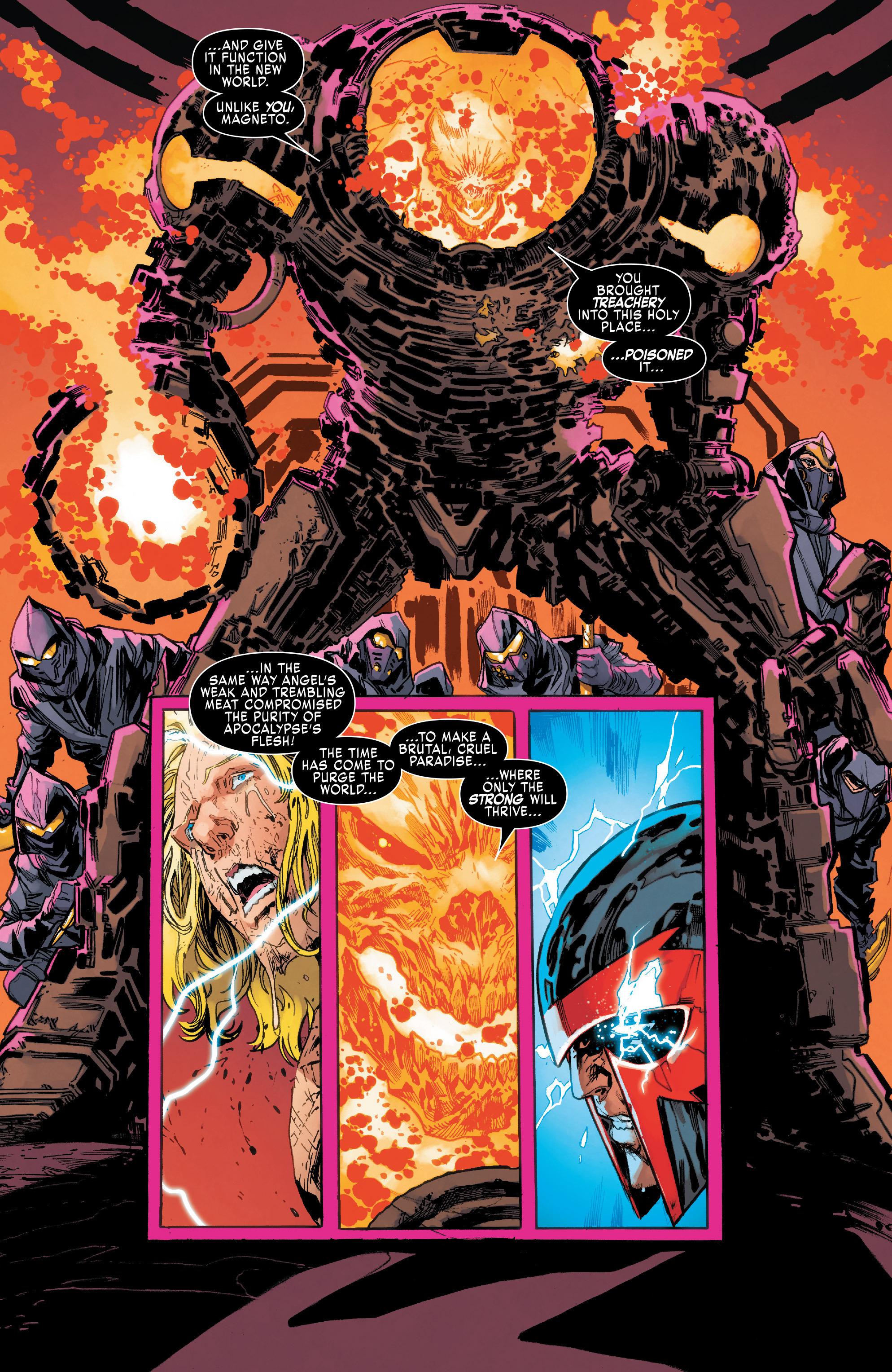 Read online Uncanny X-Men (2016) comic -  Issue #9 - 12
