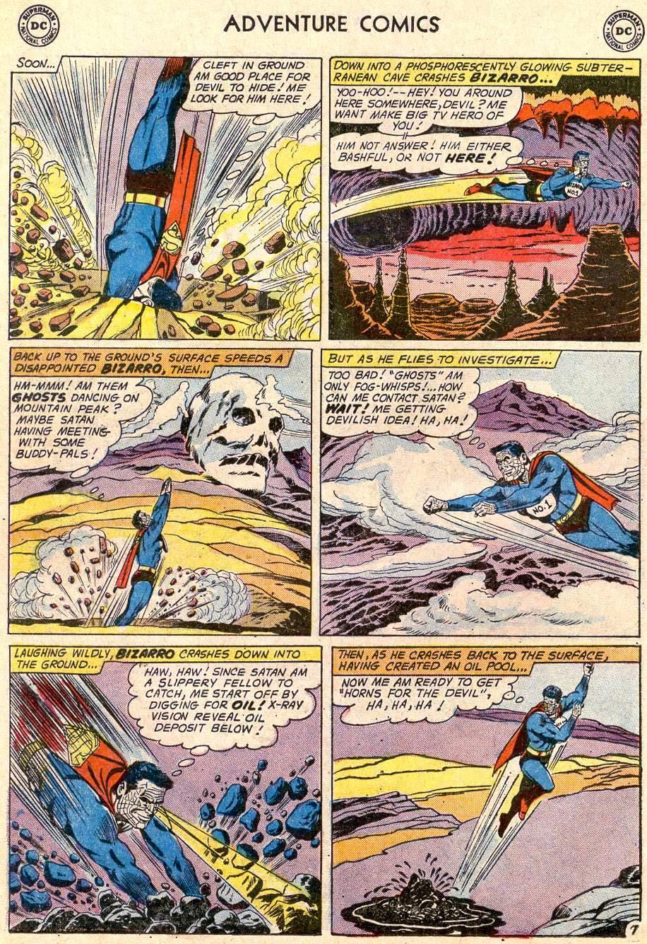 Read online Adventure Comics (1938) comic -  Issue #289 - 26