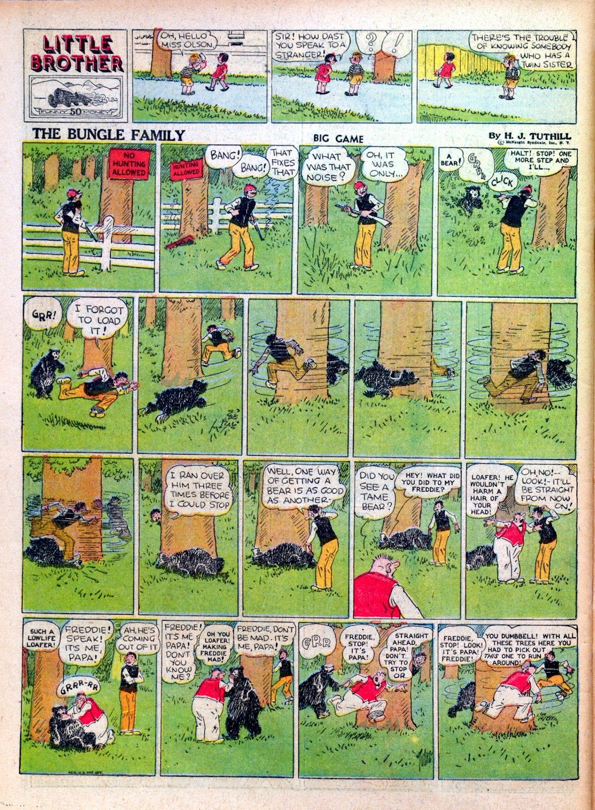 Read online Famous Funnies comic -  Issue #27 - 64