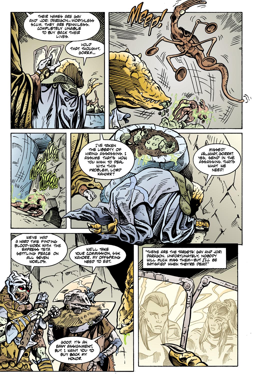 Read online Star Wars Omnibus comic -  Issue # Vol. 4 - 36