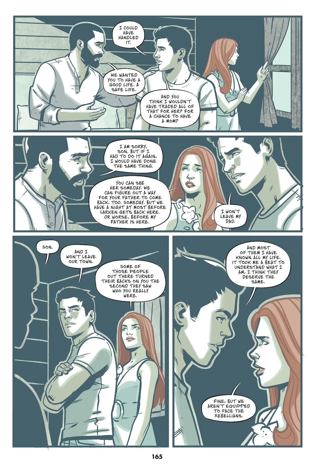 Read online Mera: Tidebreaker comic -  Issue # TPB (Part 2) - 65