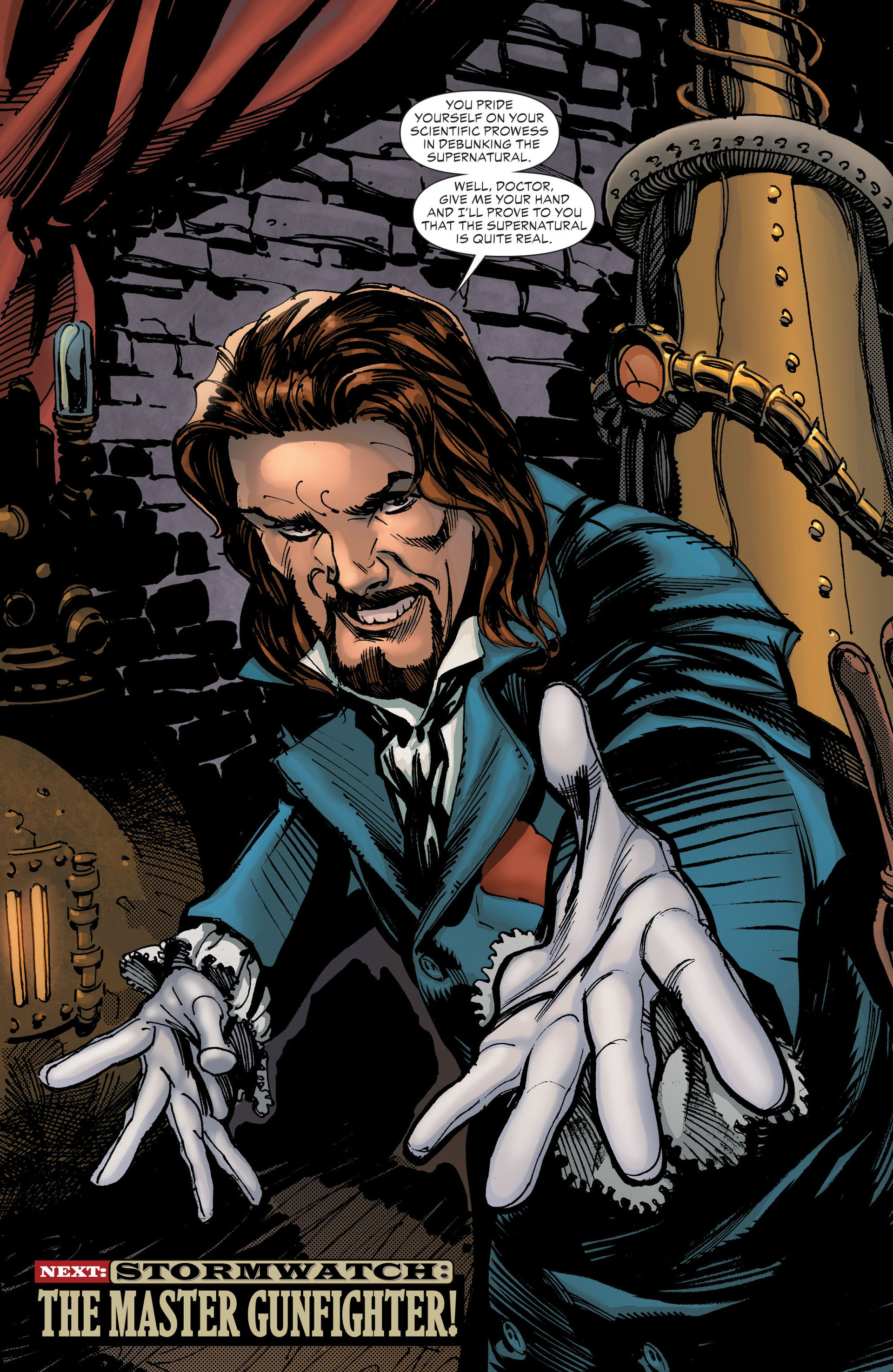 Read online All-Star Western (2011) comic -  Issue #18 - 31
