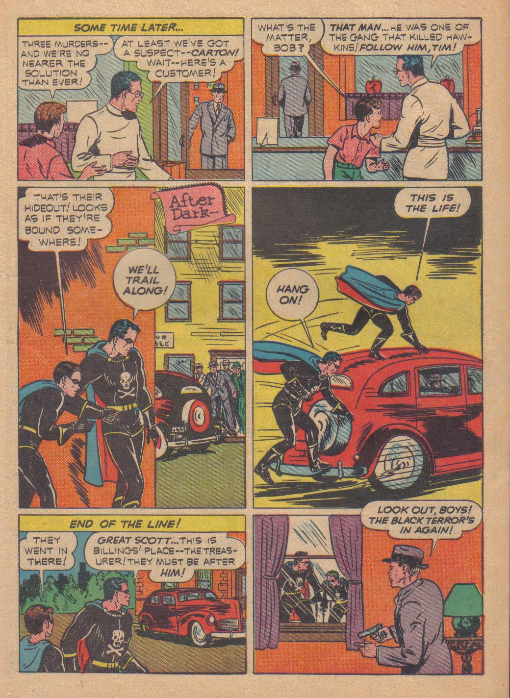 Exciting Comics (1940) issue 13 - Page 13