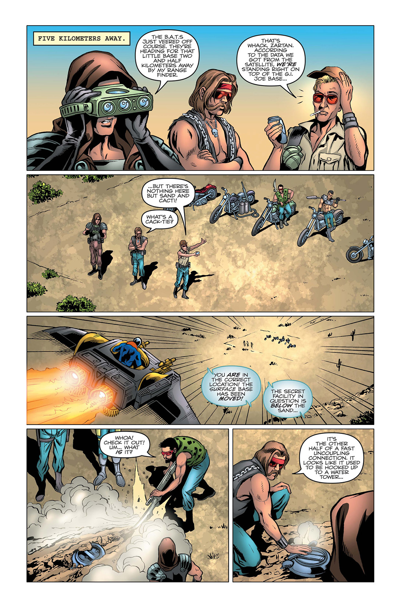 G.I. Joe: A Real American Hero 164 Page 10