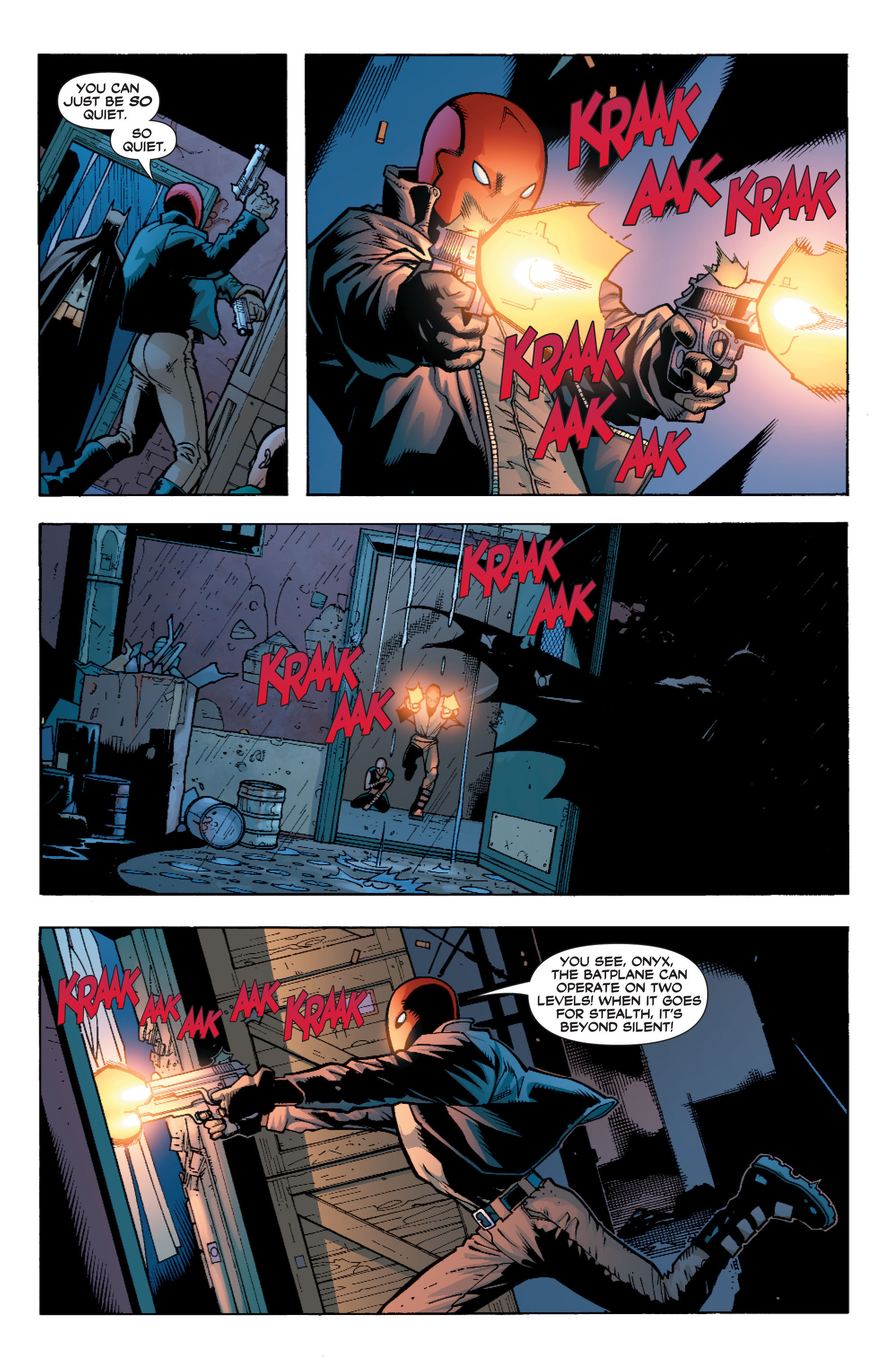 Read online Batman: Under The Red Hood comic -  Issue # Full - 158