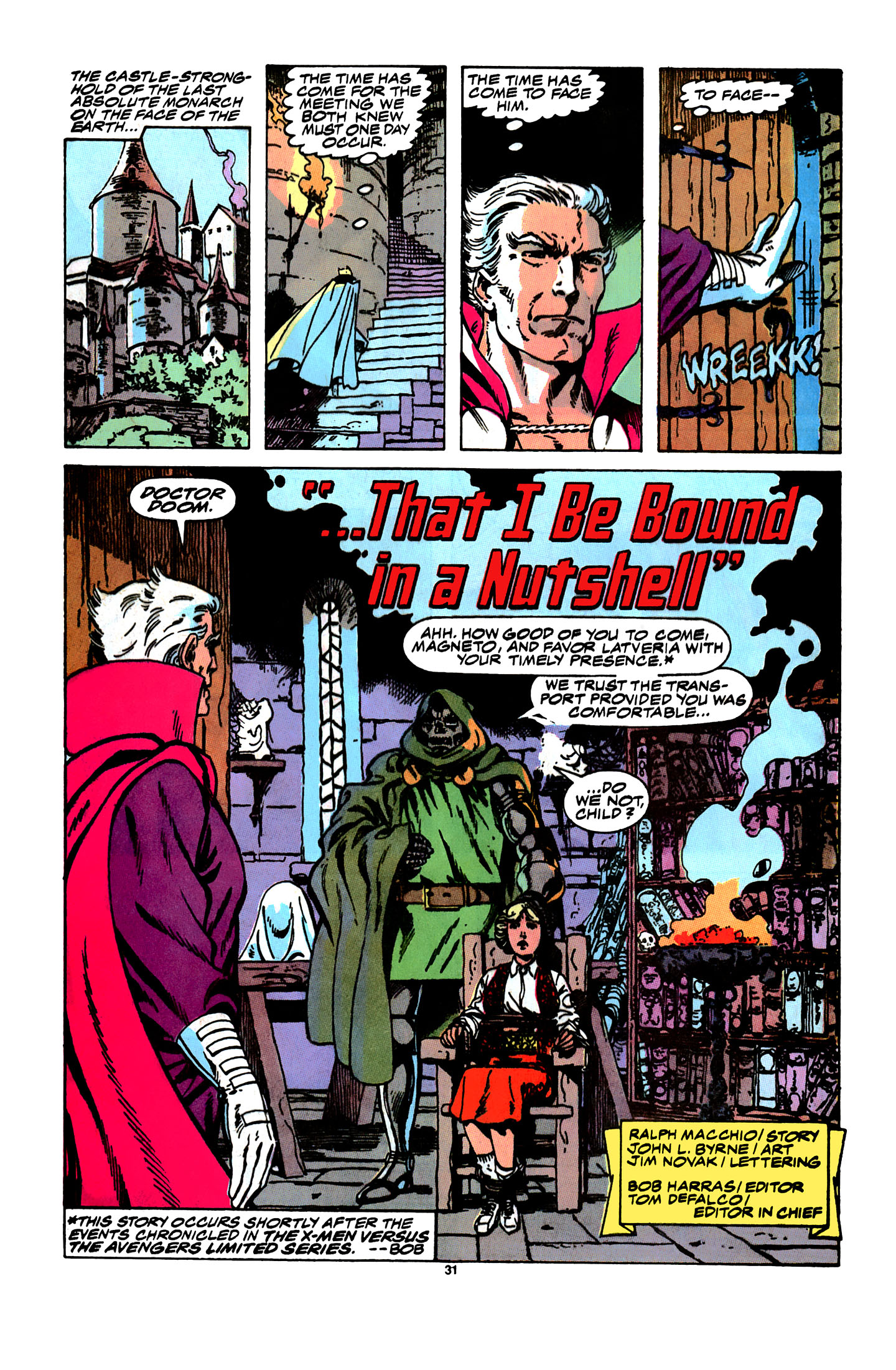 Read online X-Factor (1986) comic -  Issue # _ Annual 4 - 28