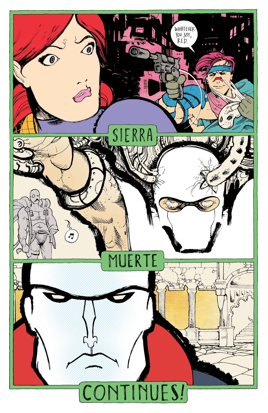 Read online G.I. Joe: Sierra Muerte comic -  Issue #1 - 25