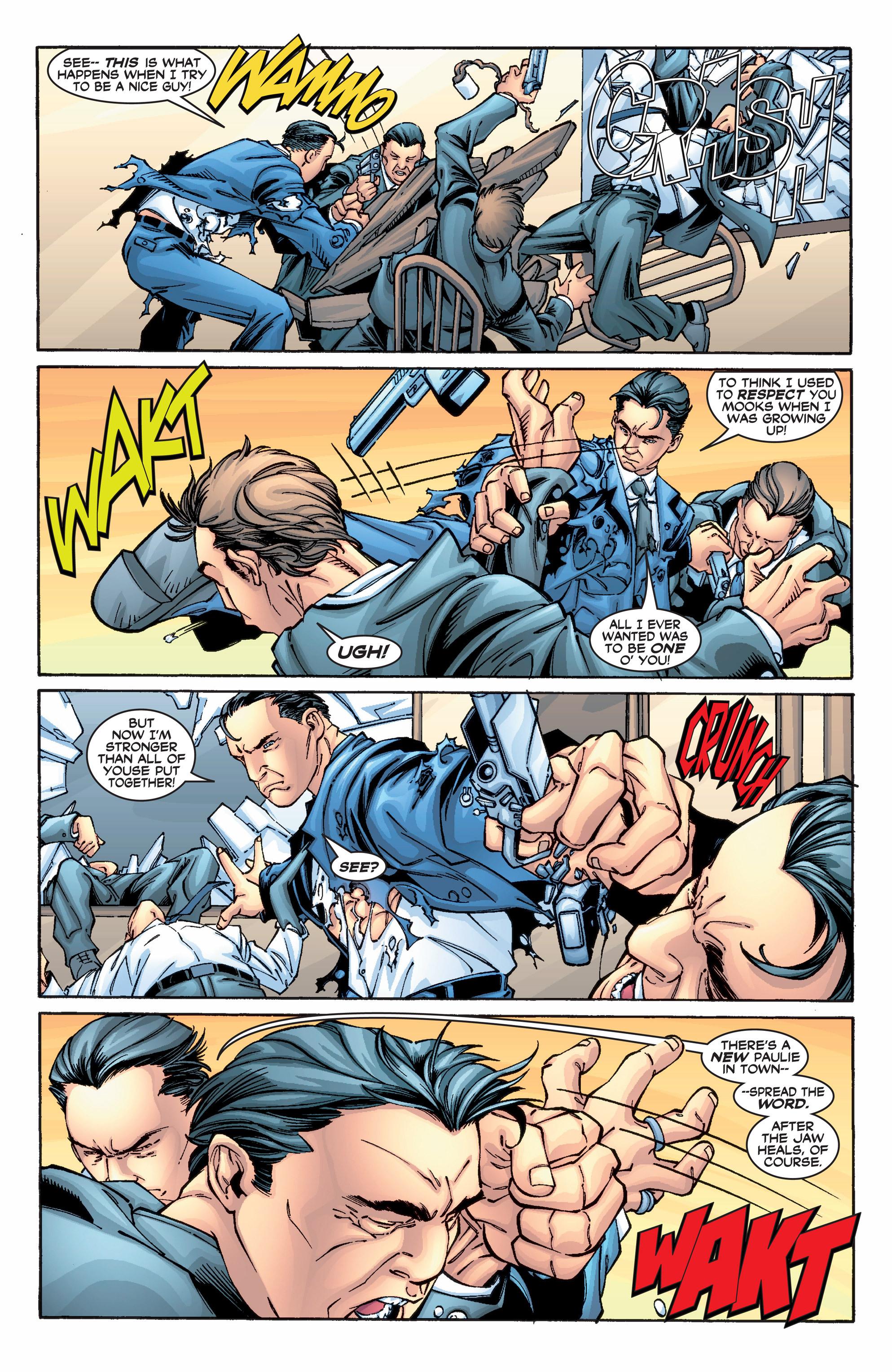 Read online Uncanny X-Men (1963) comic -  Issue #392 - 13