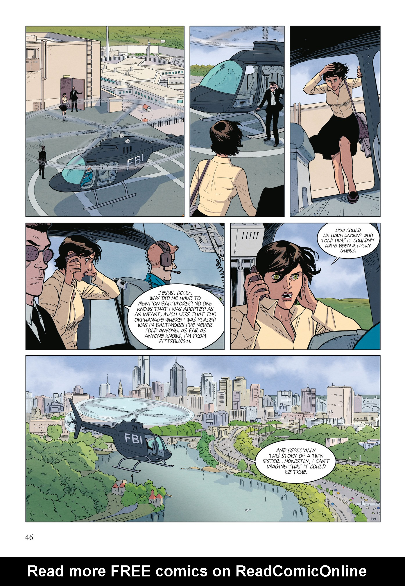 Read online Alter Ego comic -  Issue #9 - 48