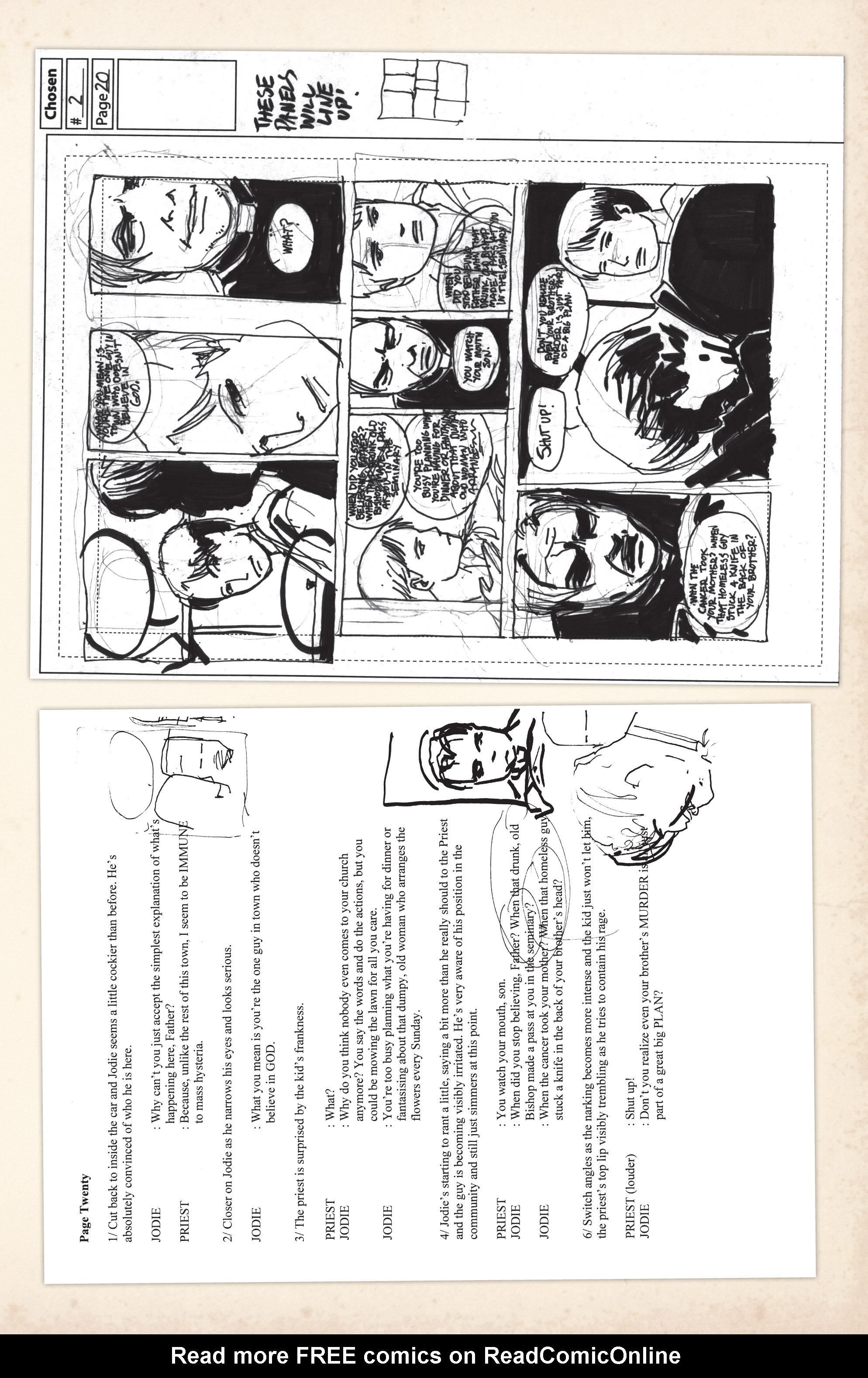 Read online American Jesus comic -  Issue # TPB - 95