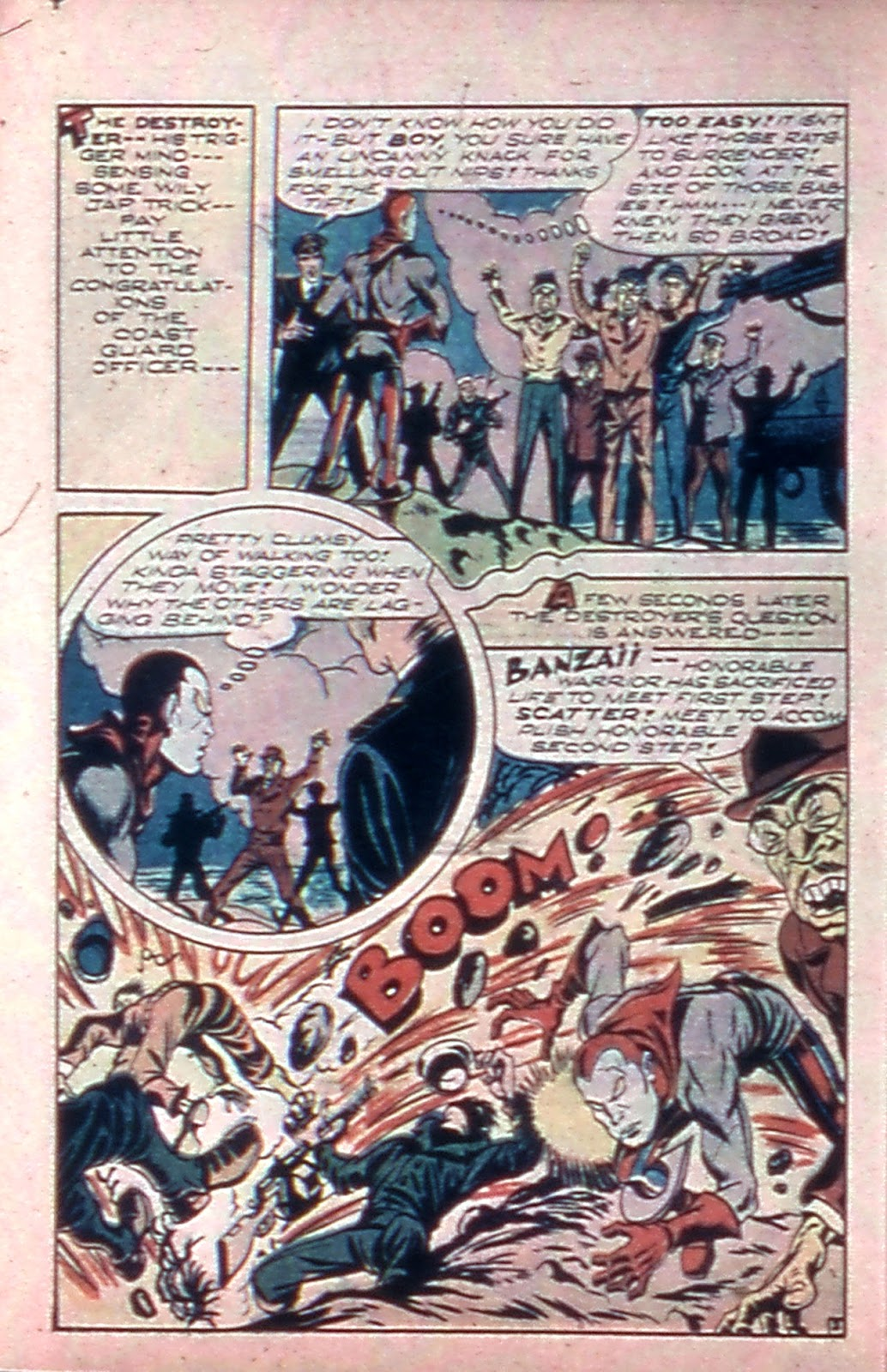 Read online Mystic Comics (1944) comic -  Issue #4 - 26