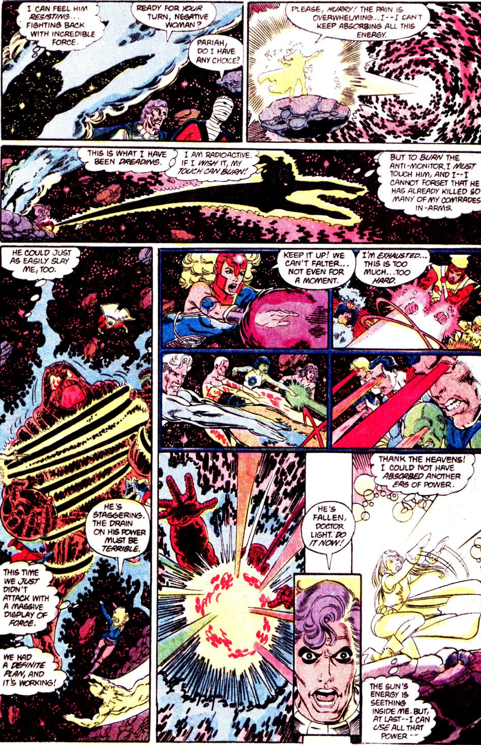 Crisis on Infinite Earths (1985) 12 Page 26