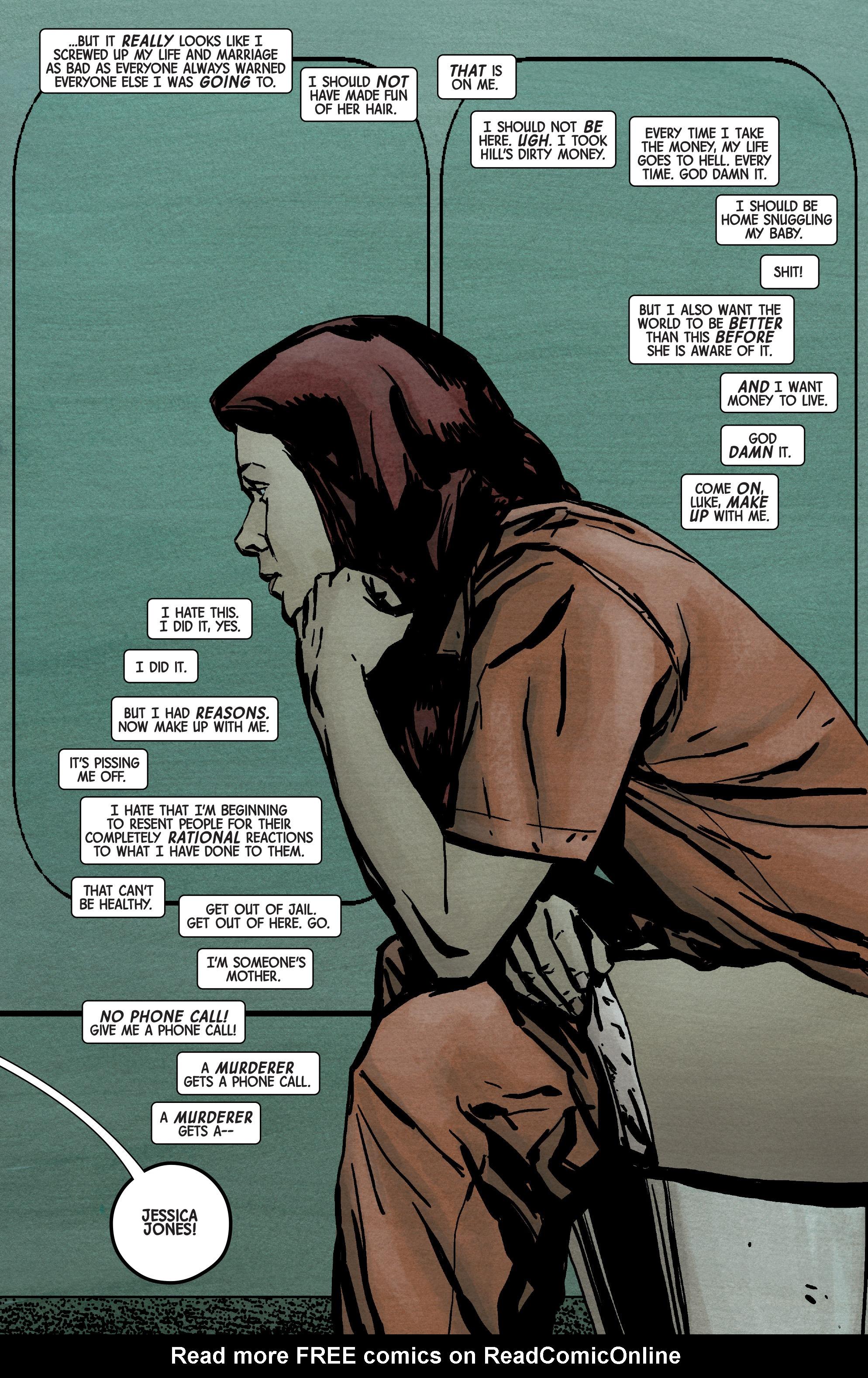 Read online Jessica Jones (2016) comic -  Issue #9 - 7