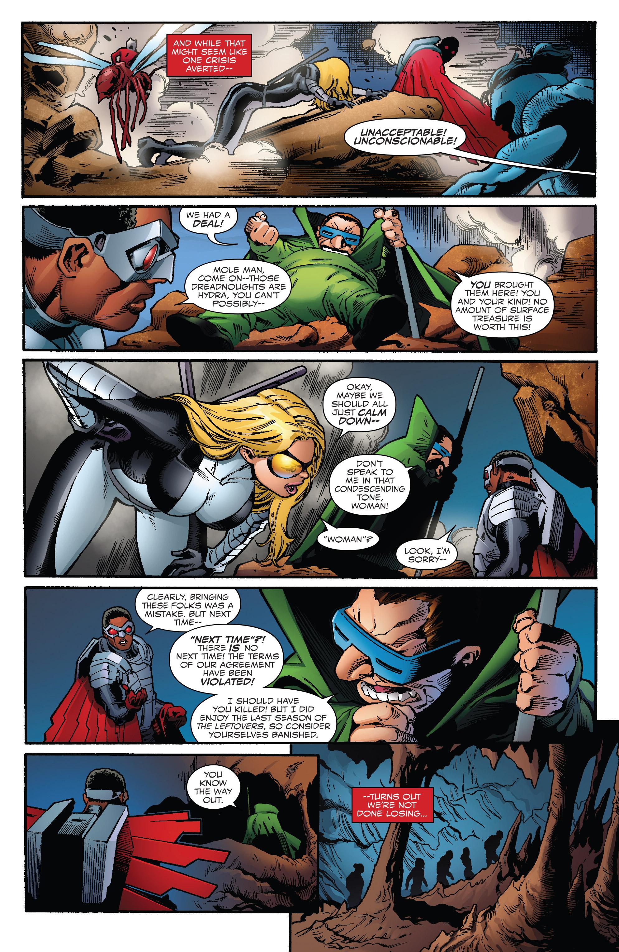 Read online Captain America: Sam Wilson comic -  Issue #23 - 18