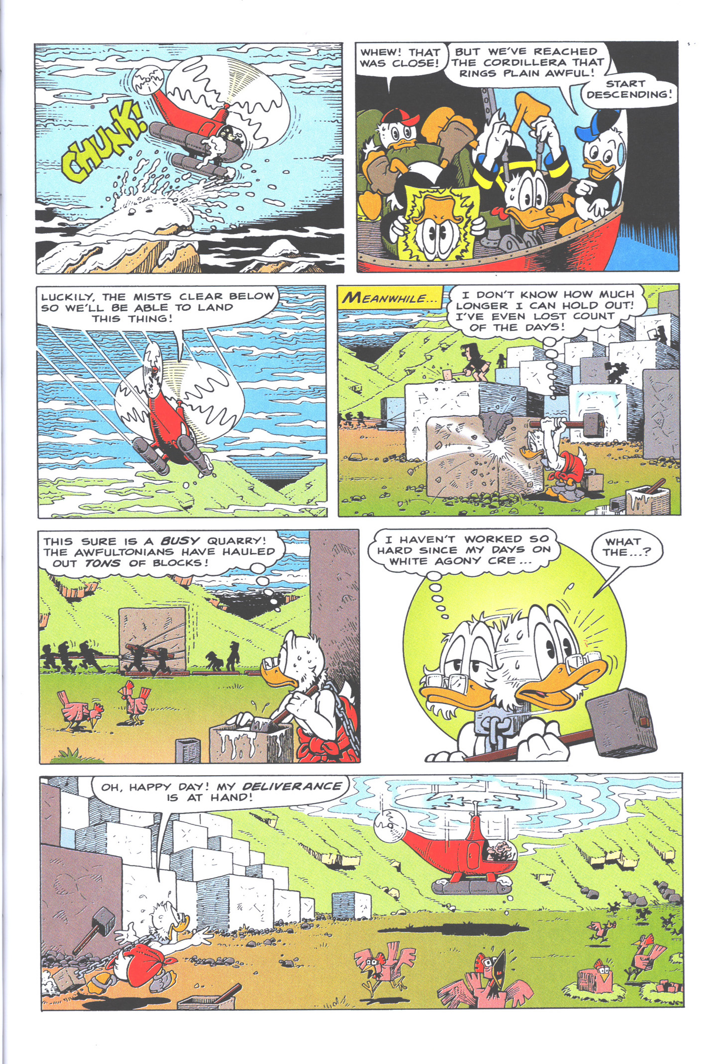 Read online Uncle Scrooge (1953) comic -  Issue #362 - 23