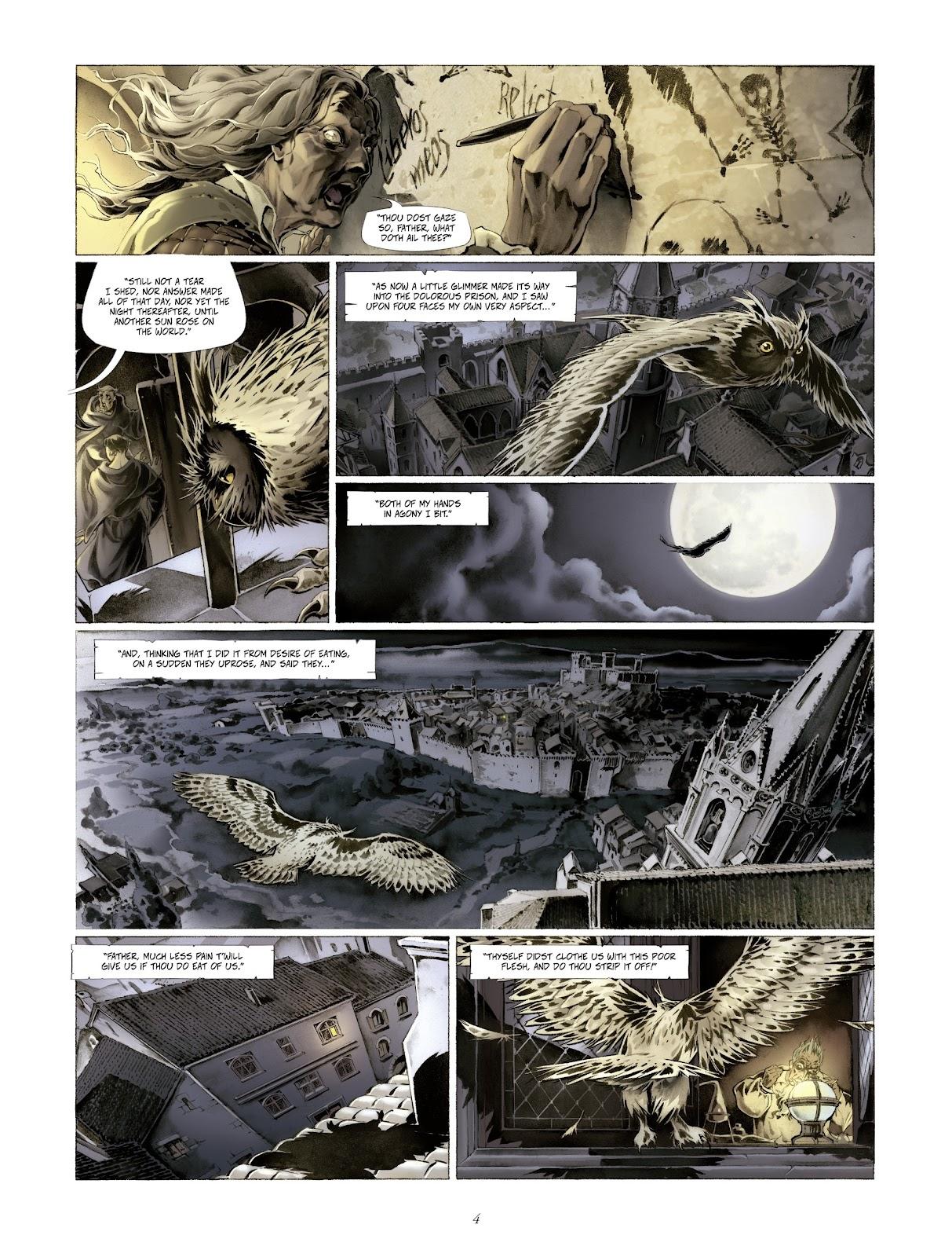 Read online Arthus Trivium comic -  Issue #4 - 6