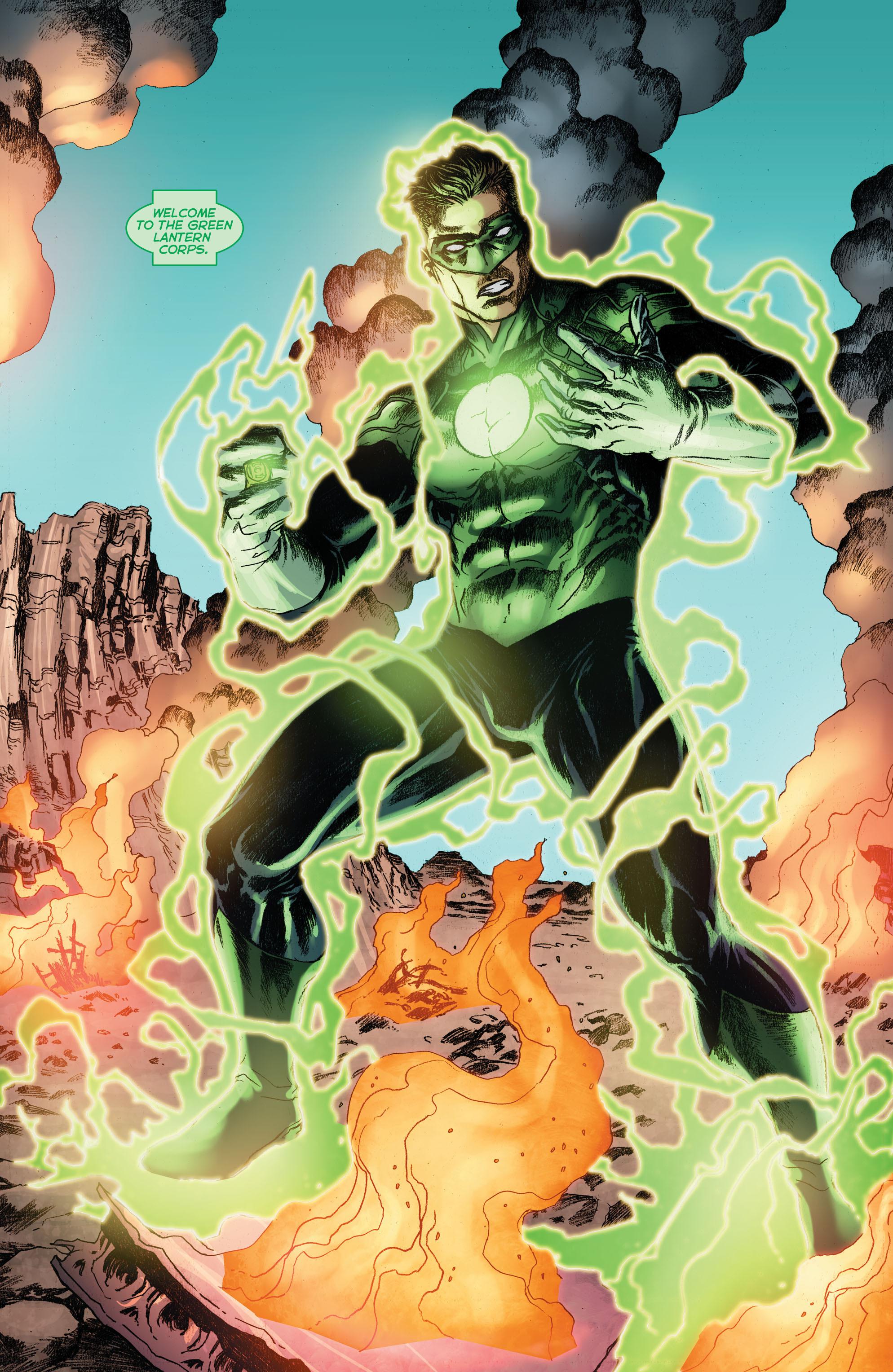 Read online Secret Origins (2014) comic -  Issue #3 - 9