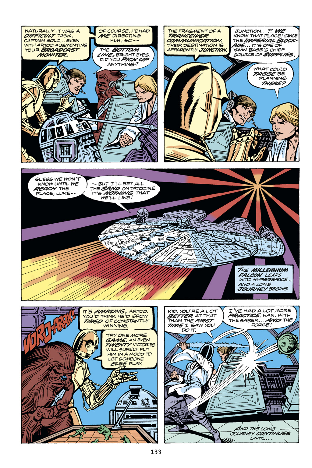 Read online Star Wars Omnibus comic -  Issue # Vol. 14 - 133