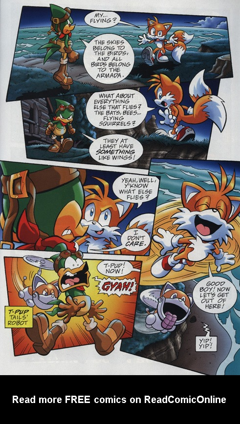 Read online Sonic Universe comic -  Issue #18 - 4