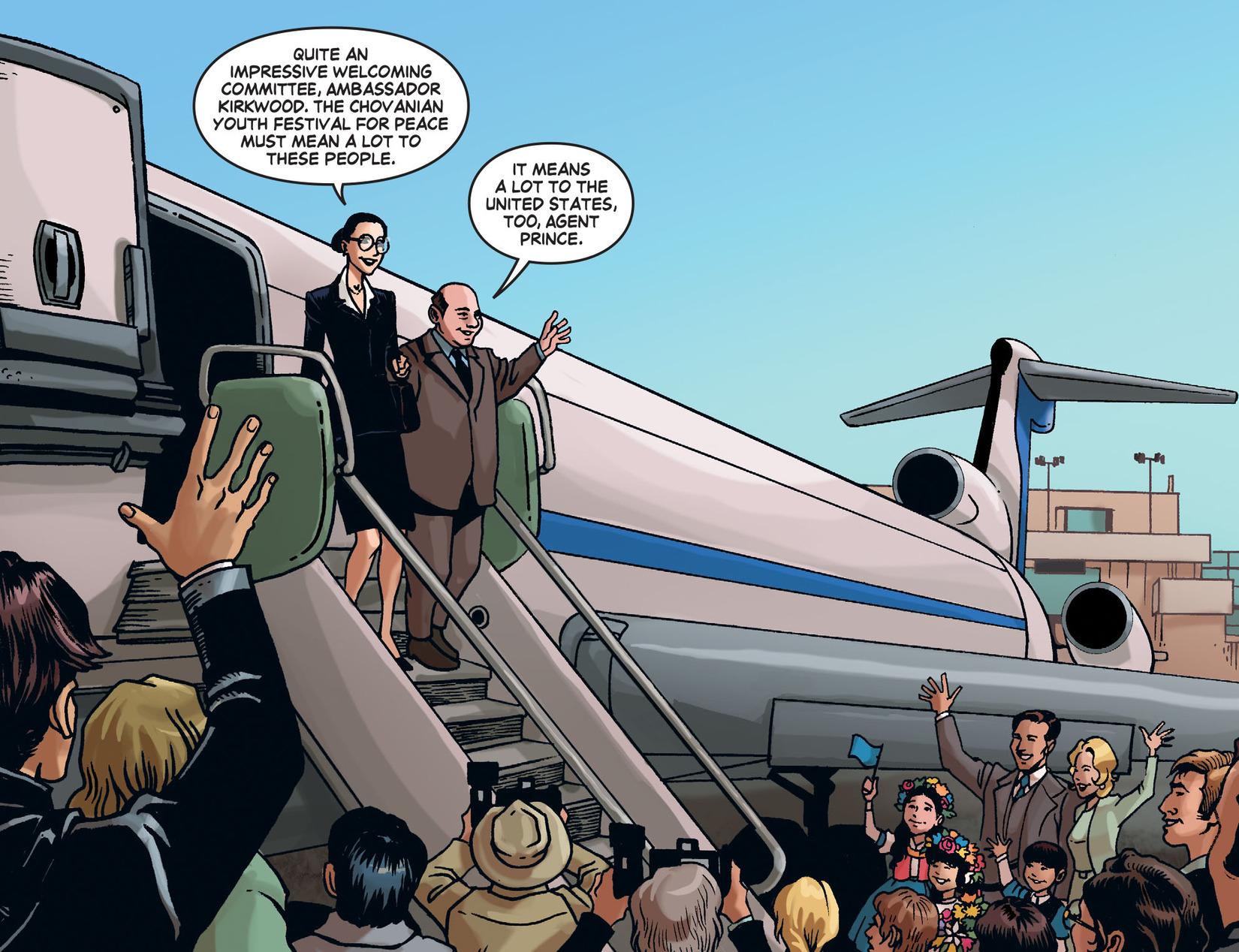 Read online Wonder Woman '77 [I] comic -  Issue #25 - 3