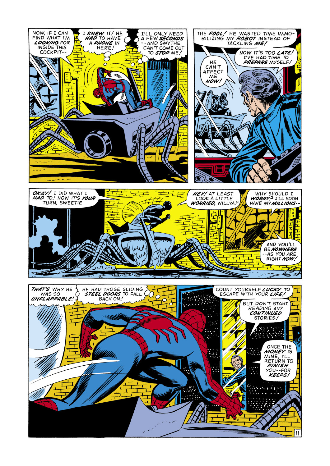The Amazing Spider-Man (1963) 107 Page 11