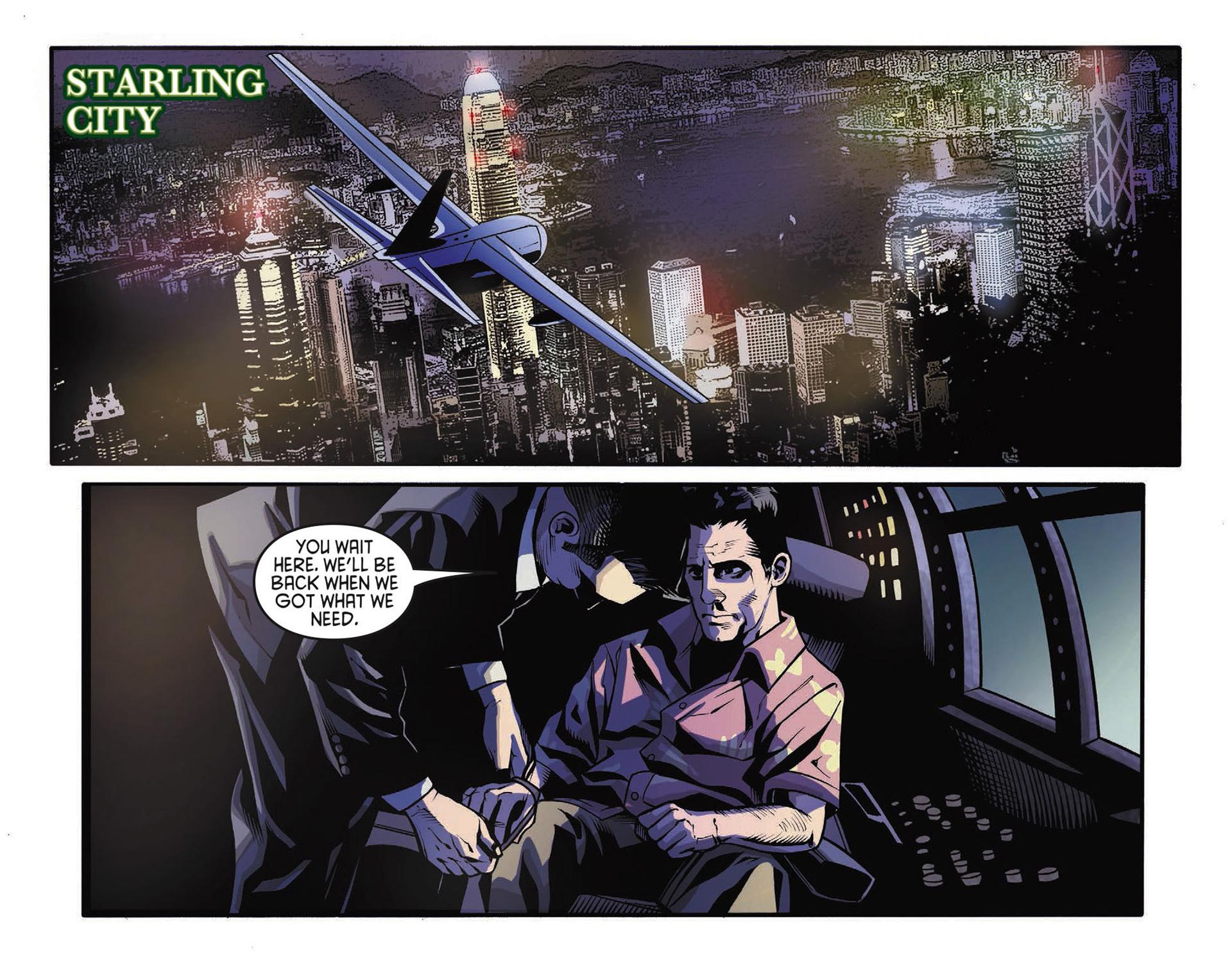 Read online Arrow [II] comic -  Issue #34 - 8