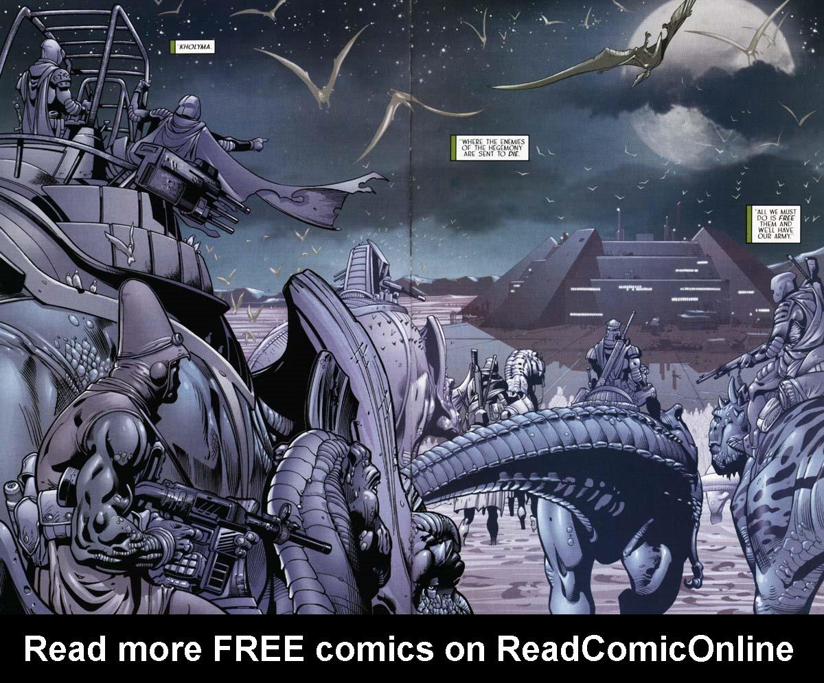 Read online Sigil (2000) comic -  Issue #25 - 11