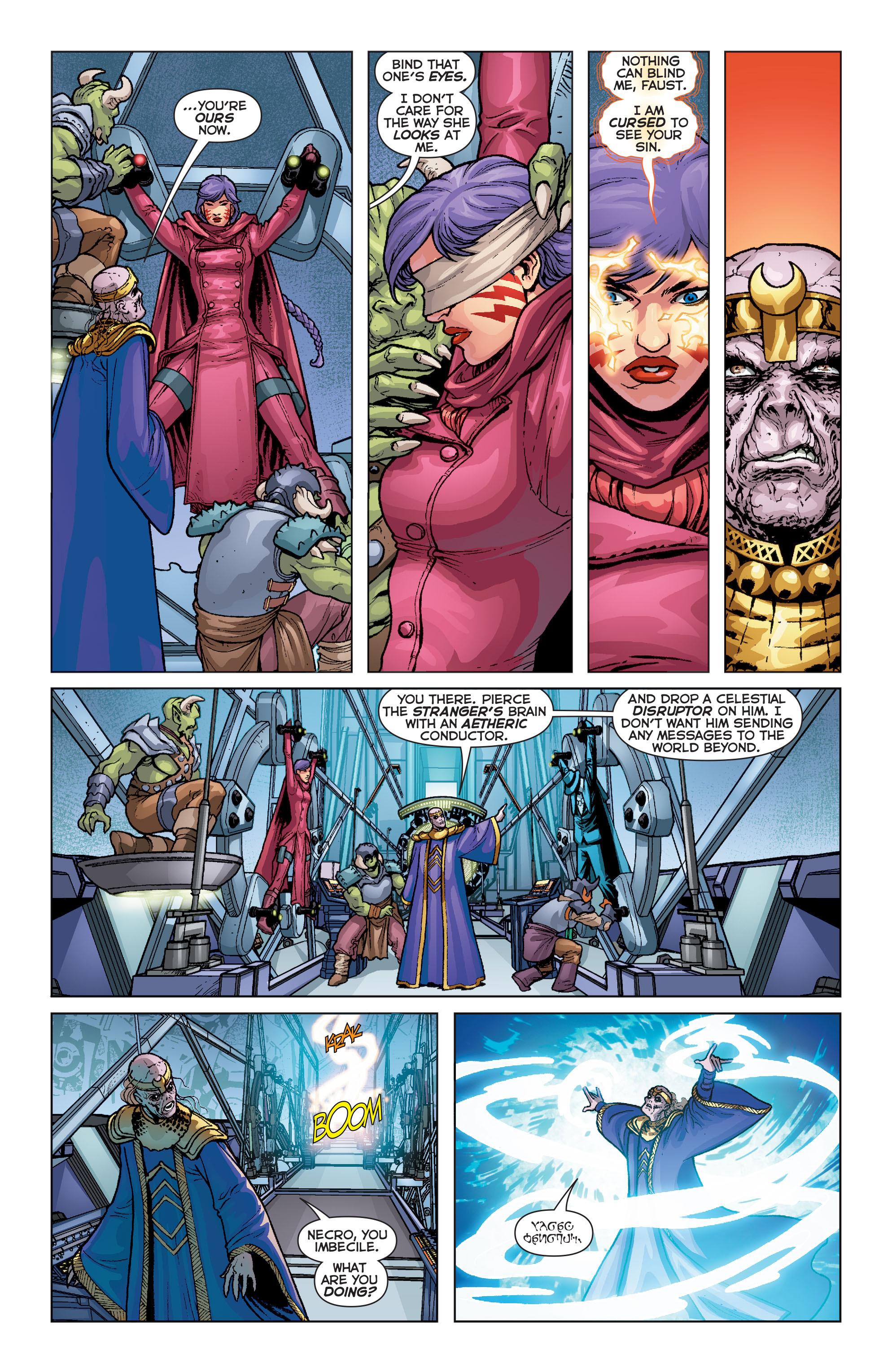 Read online Trinity of Sin: Pandora comic -  Issue #8 - 10