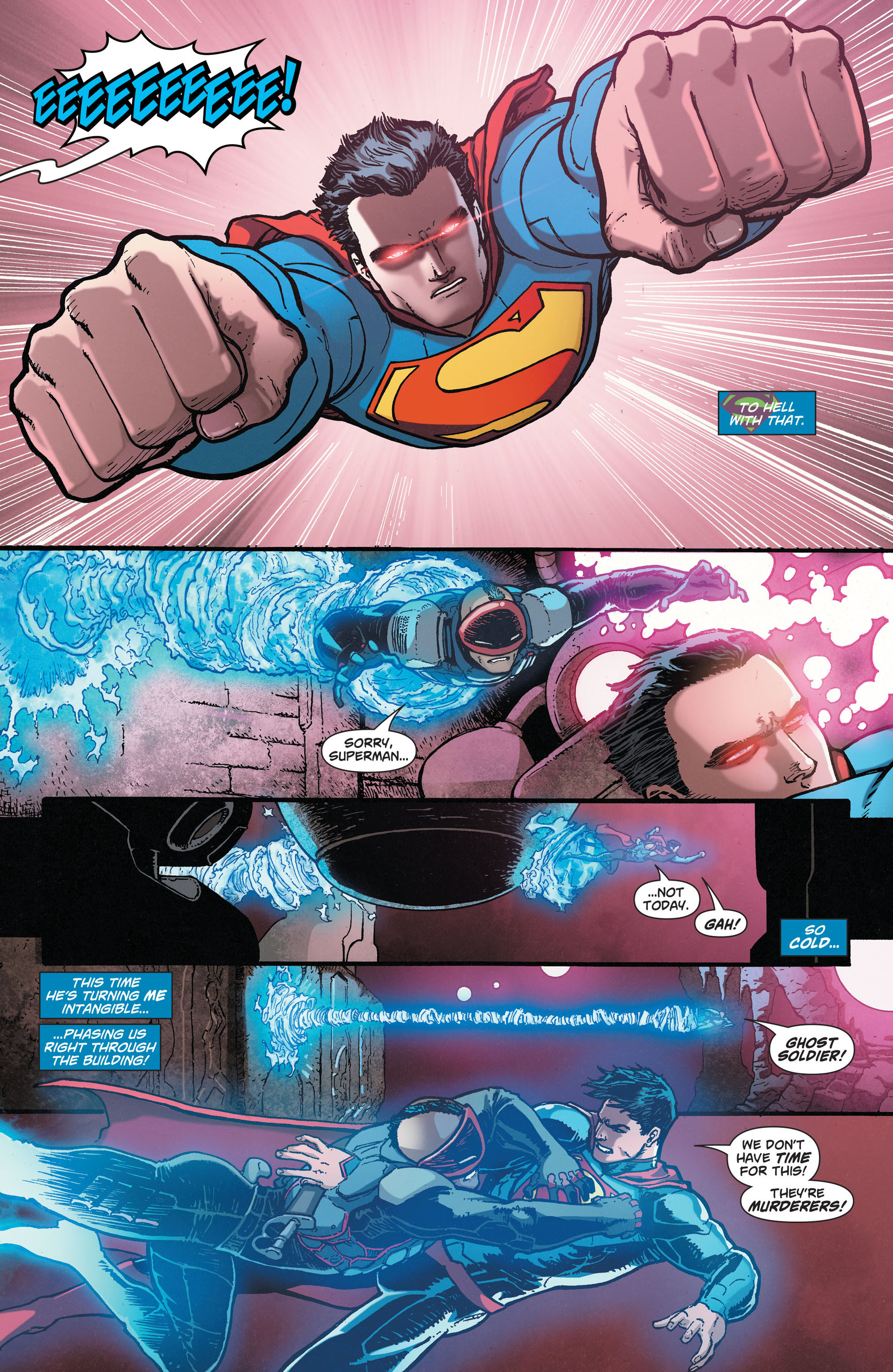 Read online Action Comics (2011) comic -  Issue #28 - 12