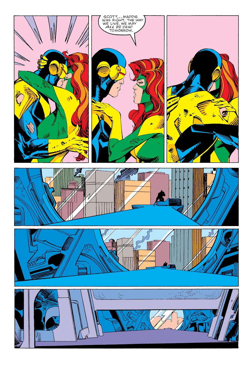 Read online X-Men Milestones: Fall of the Mutants comic -  Issue # TPB (Part 3) - 65