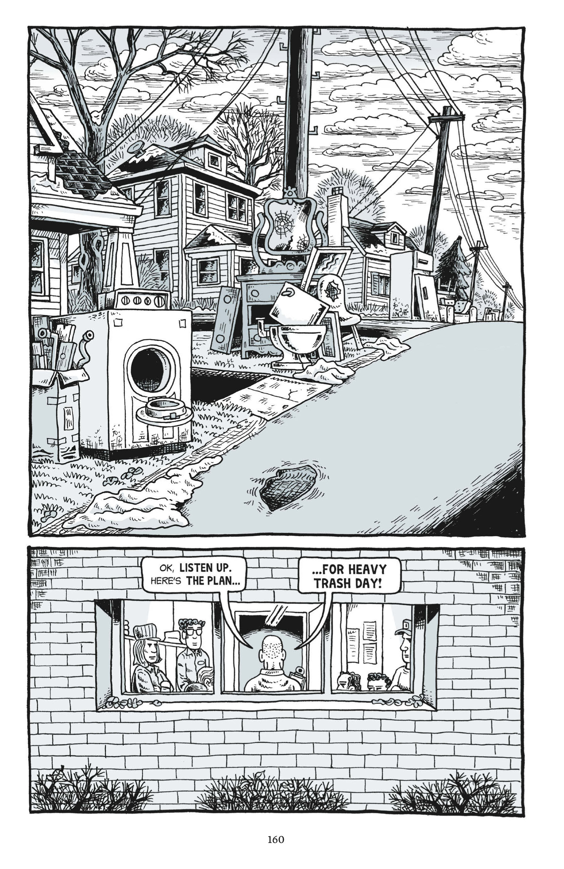 Read online Trashed comic -  Issue # Full - 154