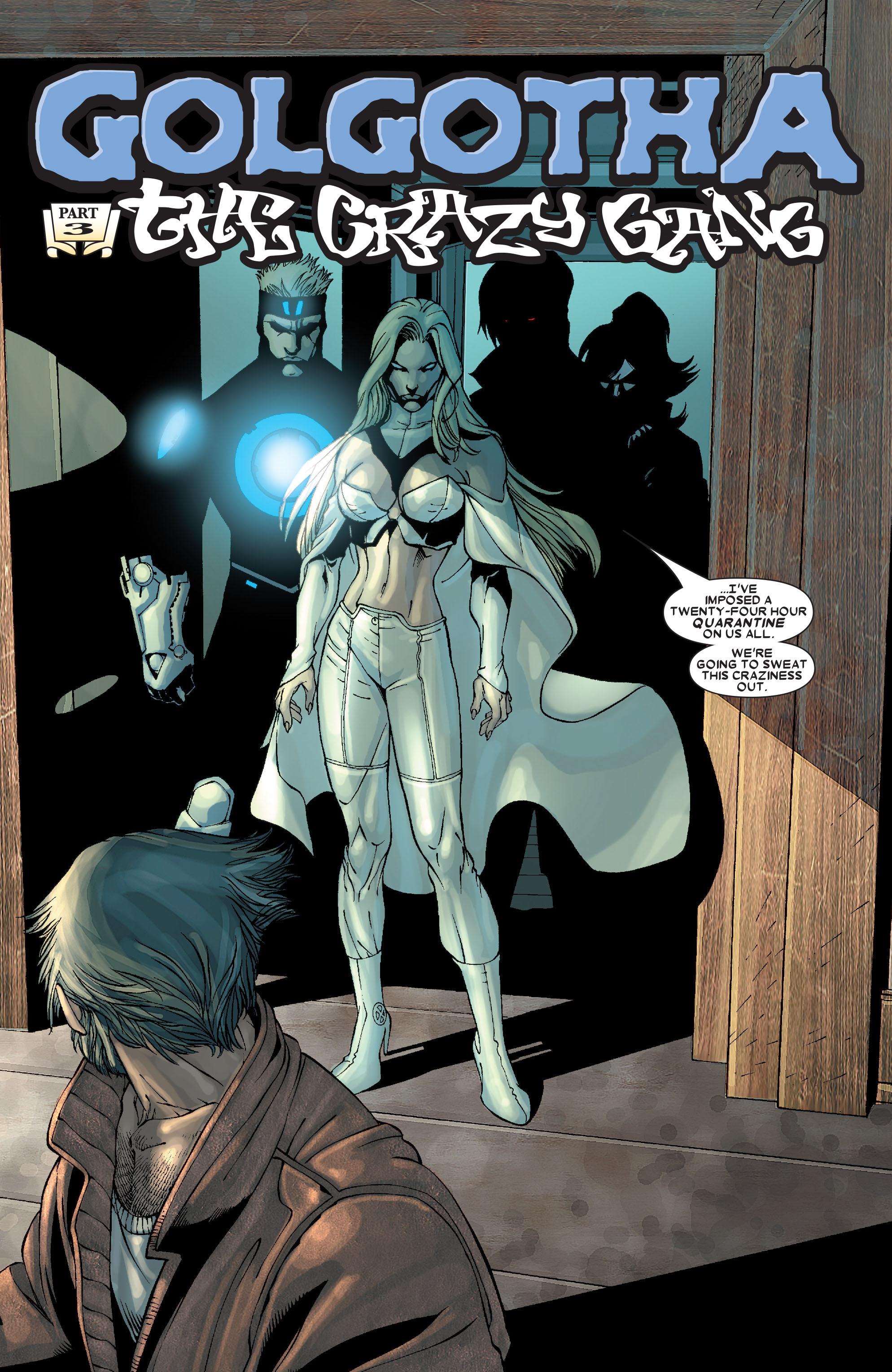X-Men (1991) 168 Page 22