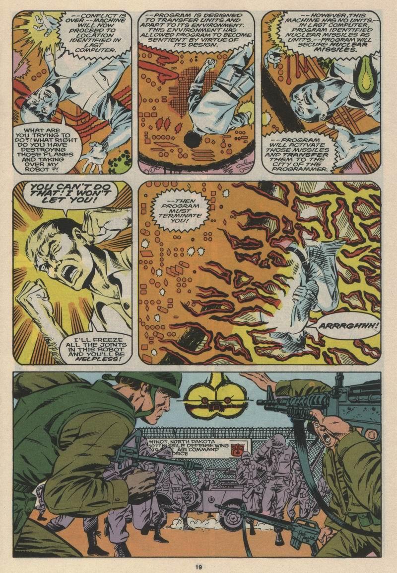 Read online Alpha Flight (1983) comic -  Issue #63 - 21