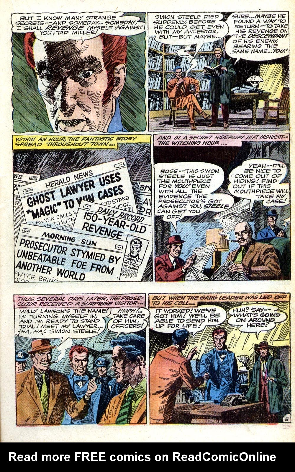 The Witching Hour (1969) issue 17 - Page 24