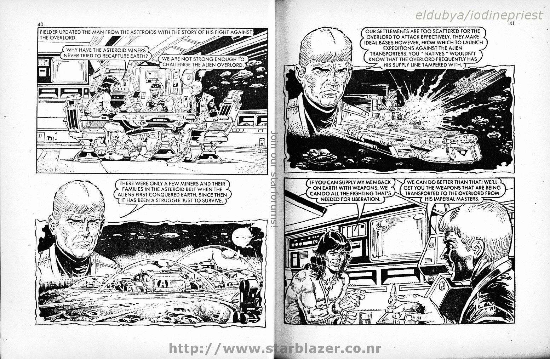 Starblazer issue 118 - Page 22