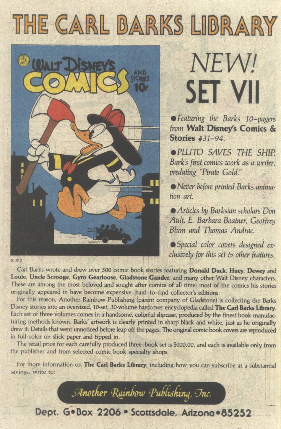 Read online Uncle Scrooge (1953) comic -  Issue #233 - 26