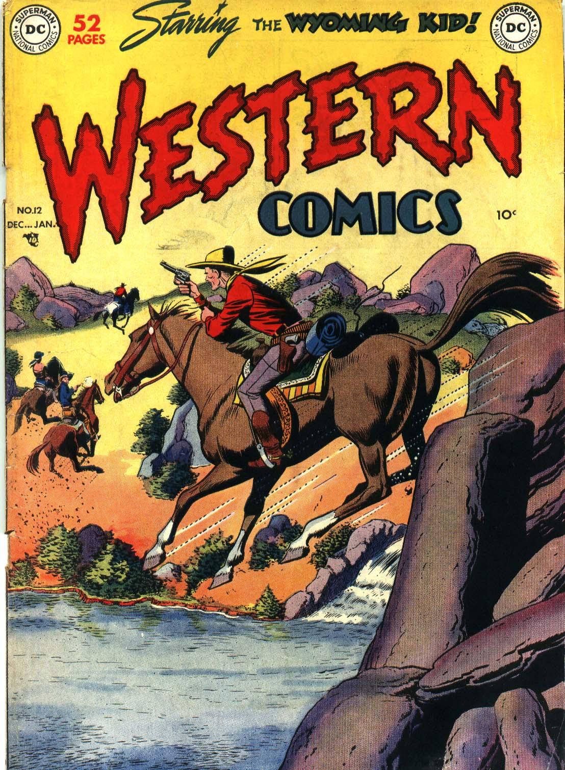 Western Comics 12 Page 1