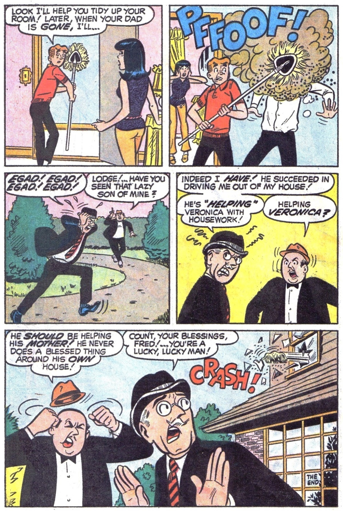 Read online Archie (1960) comic -  Issue #194 - 18