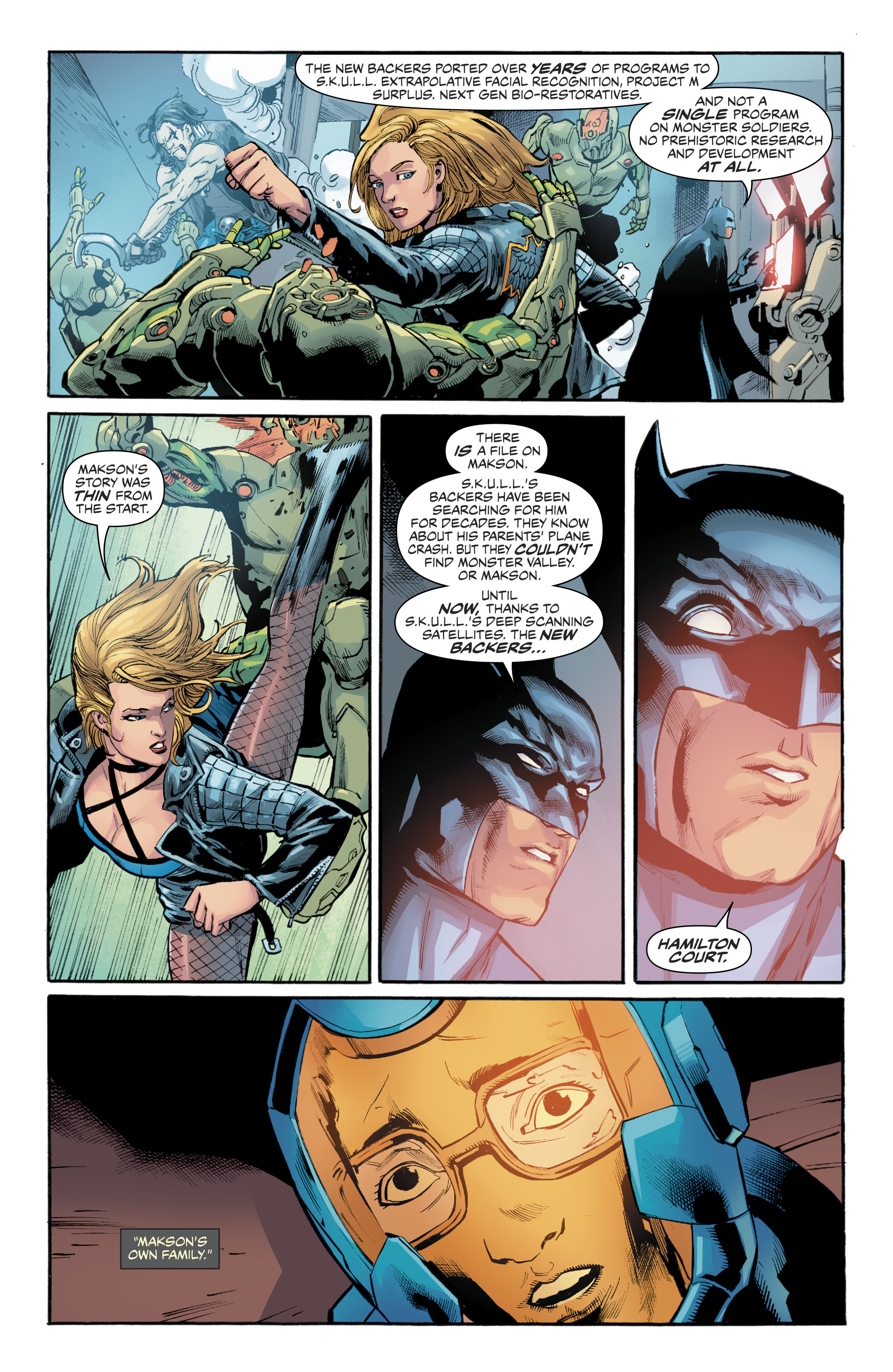 Read online Justice League of America (2017) comic -  Issue #8 - 21
