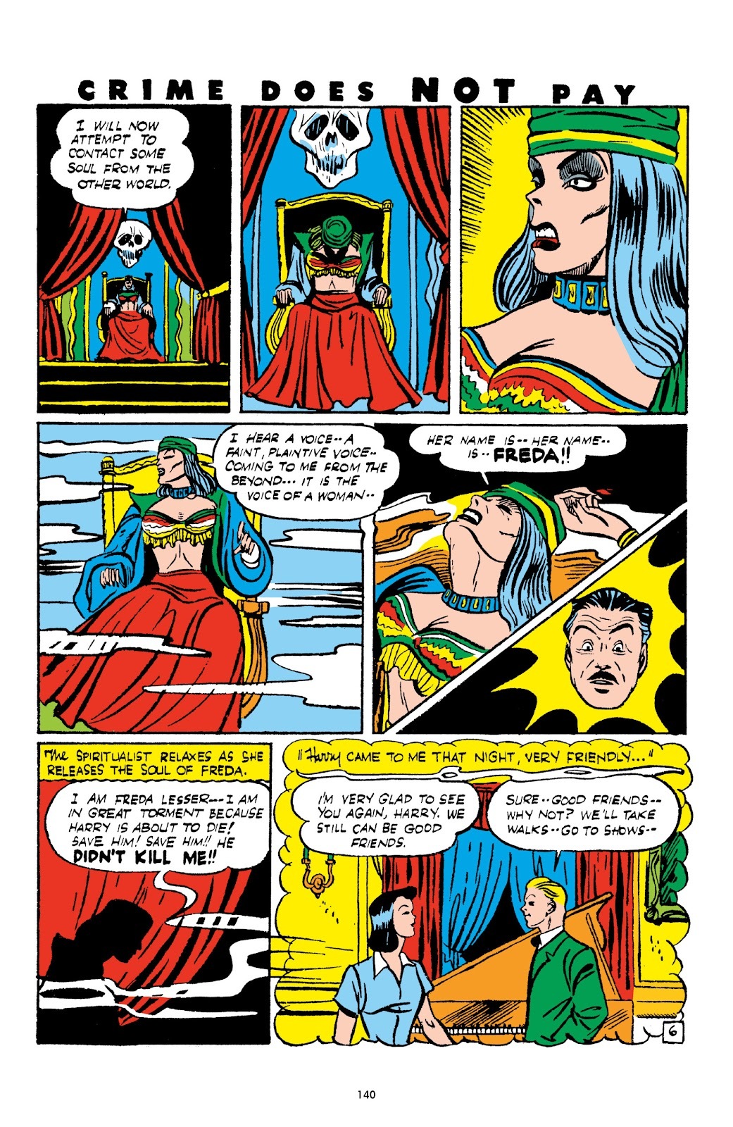 Read online Crime Does Not Pay Archives comic -  Issue # TPB 2 (Part 2) - 40